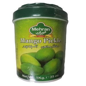 망고피클 Mango Pickle
